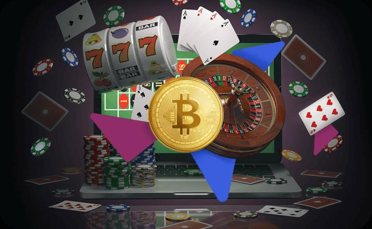 Bitcoin slot coin machine