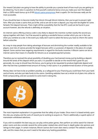 Bitstarz casino bonus senza deposito code 2021